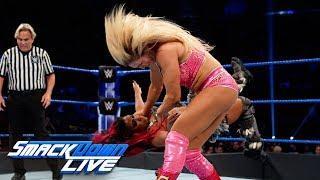 Ember Moon vs. Charlotte Flair Set For WWE SmackDown