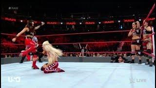 UPDATE: Backstage Details On Brie Bella - Liv Morgan WWE Raw Situation; Morgan Concussed