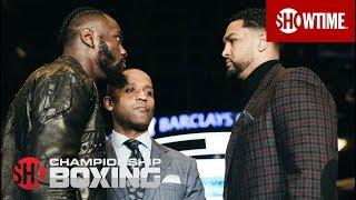 Deontay Wilder vs. Dominic Breazeale Live Coverage And Discussion