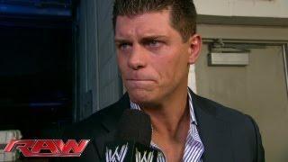 Cody Rhodes: 'Intergender Wrestling Offends Me'