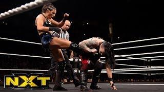 Sonya Deville lands some strikes on Ruby Riot in the pair's final NXT TV matches.