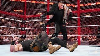 Fightful Reacts: Brock Lesnar Returns At WWE Hell In A Cell 2018, Ruins Main Event