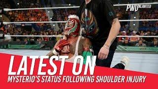 Report: WWE Aiming For Rey Mysterio To Return In July