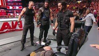 Fightful Reacts: The Shield Returns 8-20-18 WWE Raw | Fightful Podcast