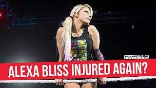 Report: Alexa Bliss Suffered Concussion At WWE Live Event