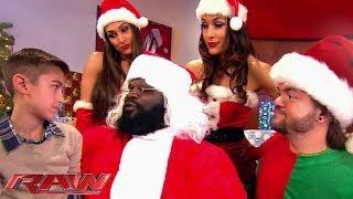 RAW Will Be Broadcast Live On Christmas And New Year's Night