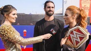 Becky Lynch Doesn't Believe Her Twitter Game Has Rubbed Off On Seth Rollins: That's Completely Him