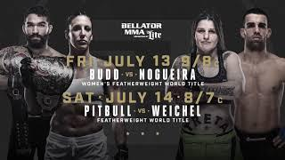 Bellator Rome Spoiler Results: Pitbull, Koreshkov, More