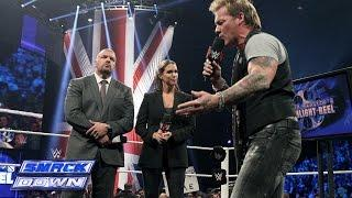 Fight Size Update: Chris Jericho And Triple H Take Photo Together, NXT Stars Pranked, Matt Riddle, Ethan Page/Ruby Riott, More