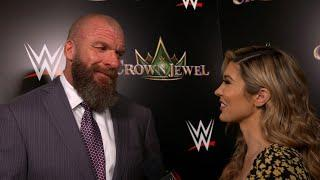 Triple H Says The Timing Was Right For Tyson Fury In WWE; Talks Going To Saudi Arabia