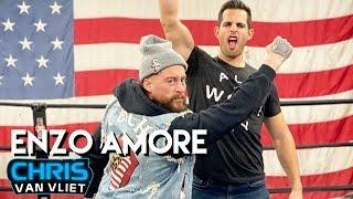Enzo Amore Gives Advice To Young Talents, Talks His Big Break In WWE Being Due To John Cena