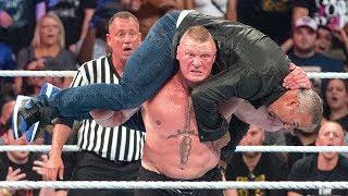 Fight-Size Wrestling Update: Shocking SummerSlam Endings, Slo-Mo Ellsworth, Performance Center Stories, More