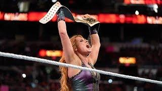 Exclusive: Details On Anti-Charlotte Flair Signs Confiscated From Becky Lynch Fans By WWE Security