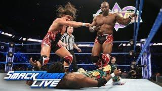 Number One Contenders Match Announced For Smackdown Tomorrow