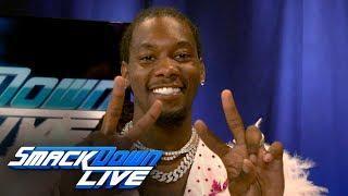 Offset Introduces Charlotte Flair On WWE SmackDown, Sasha Banks Prefers Nicki Minaj