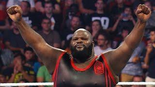 Mark Henry Says He's Moving To A Backstage Mentorship Role In WWE