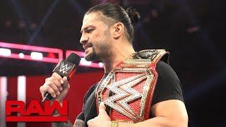 Roman Reigns Describes 2018 Leukemia Relapse; Thought Fatigue He Felt Was A Symptom Of WWE Schedule