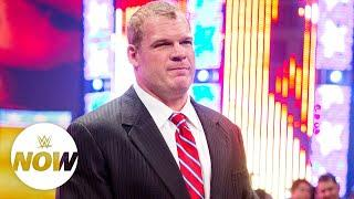 Kane Got Choked Up When Vince McMahon Congratulated Him On Election Victory
