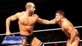Cody Rhodes Names Cesaro & Shawn Spears As His Picks For 'Most Underrated' Wrestlers