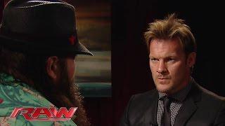 Chris Jericho Loves 'The Fiend'; Praises Bray Wyatt For Always Evolving His Character