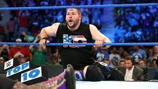 Fight-Size Wrestling Update: SmackDown Top 10, SLO-MO BIG BEEF BRAWL, The Rock vs Daniel Bryan('s Baby), More