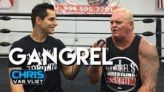 Gangrel Prefers Drinking Zesty Mint Blood, Says Rusev Slept In His Car When Training