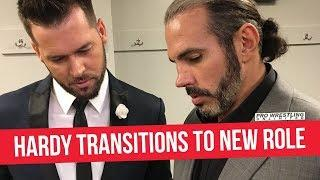 Reby Hardy Says There Is A 'Decision To Be Made' Concerning Matt Hardy's Future As An In-Ring Performer