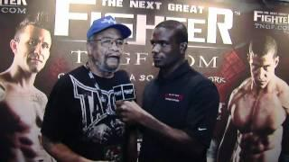 Longtime UFC & Boxing Cutman Leon Tabbs Passes Away