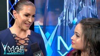 Stephanie McMahon Talks How Mae Young Classic Started, Its Importance