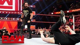 Seth Rollins: No Kid In The World Grows Up Wanting To Be Brock Lesnar