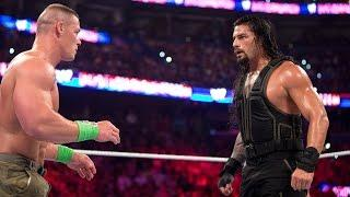 Roman Reigns & John Cena Are On Twitter, Teasing A Match They Might Never Have