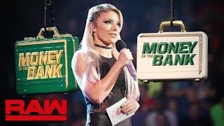 Alexa Bliss Not Medically Cleared To Compete At Money In The Bank; Conflicting Reports On Injury