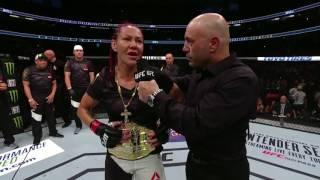 Cyborg Wants Ronda Rousey At Wrestlemania