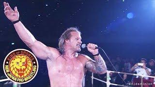 Chris Jericho Challenges Hiroshi Tanahashi For Night Two Of Wrestle Kingdom 14 On January 5