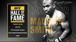 Maurice Smith - The MMA Game Changer