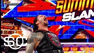 Roman Reigns: SummerSlam Main Event Felt Like Playing A Full Football Game