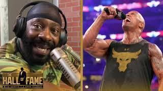 Booker T Calls The Rock 'The Best Promo Guy' And Praises Brian Gewirtz; Rock Responds