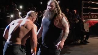VIDEO: John Cena vs. Bray Wyatt Madison Square Garden 3-12-17