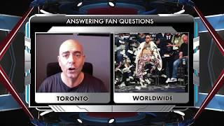 Showdown Joe Answers Fan Questions on McGregor, RoryMac, DC and more