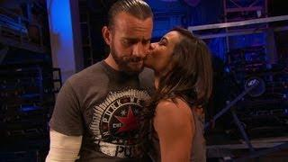 CM Punk And AJ Lee To Be Featured In A Horror Film