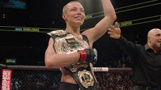 Rose Namajunas Says She's Venturing Into Uncharted Territory At UFC 237