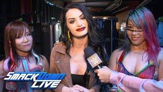 Paige Pitched Managing Asuka Before Kairi Sane Joined; Considered Managing Rousey