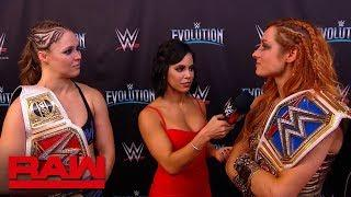 Becky Lynch Officially Out Of WWE Survivor Series; Charlotte Flair Now Faces Ronda Rousey