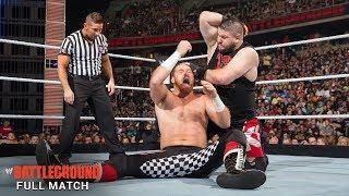 FULL MATCH: Sami Zayn vs Kevin Owens -- THEIR LAST MATCH EVER, Battleground 2016