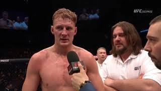 UFC London News: Octagon Videos, Bonuses, Attendance, More, Gate