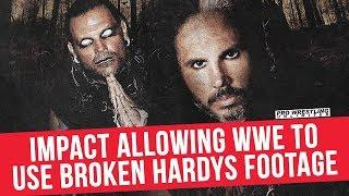 Matt Hardy now has sole ownership of his Broken Universe, according to a Sports Illustrated report
