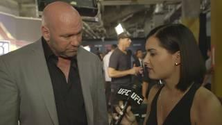 Dana White Says Showtime Didn't Want Sparring Footage, Showtime Exec Responds