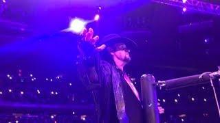 Undertaker entrance at Madison Square Garden