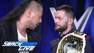 Finn Balor vs. Shinsuke Nakamura Title Match, Owens vs. Ziggler Added To WWE Extreme Rules