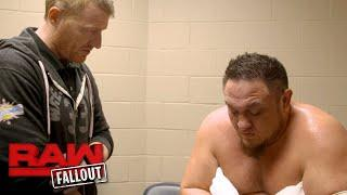 Samoa Joe Quietly Removed From List Of WWE Royal Rumble Entrants